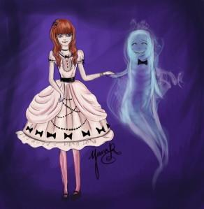 When you meet a ghost final